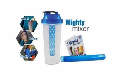 Shaker-mixer multifunctional