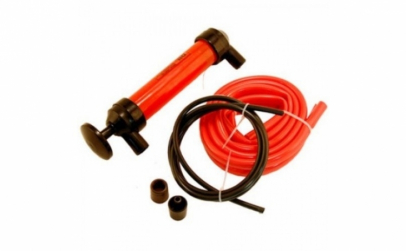 Mini pompa de transfer manuala