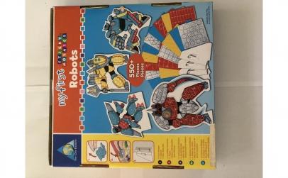 Mozaic robot