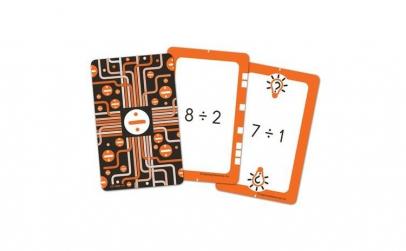 Invata impartirea   Set carti de joc