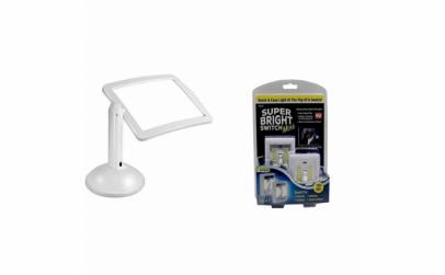 Lupa de birou cu iluminare+ Intrerupator