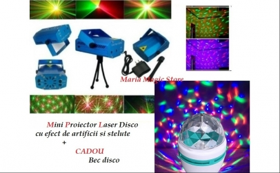 Pachet Disco: Laser + BEC DISCO