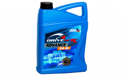 Drivemax Advance 5W40 4L