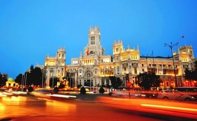 City break in Madrid