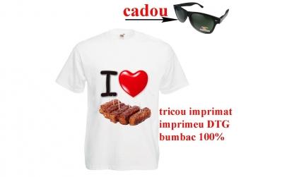 Tricou MITITEI+ochelari CADOU