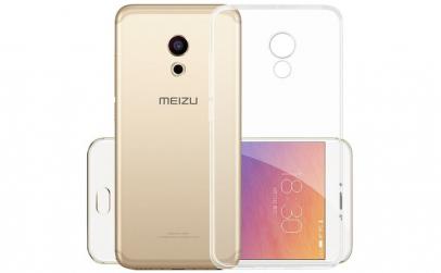 Husa Meizu Pro 6 Flippy Tpu Transparent