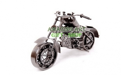Motocicleta metal
