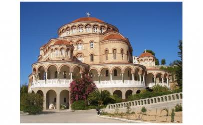 Pelerinaj in Grecia de Sfantul Nectarie