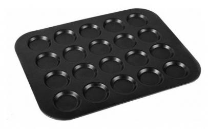 Tava Macarons-Fursecuri 20 forme