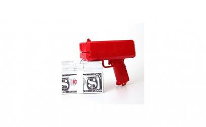 Pistol de aruncat bani