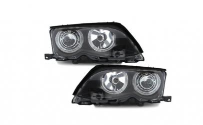 Set 2 faruri compatibil cu BMW E46 Lim