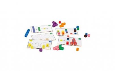 Cuburi interconectabile   Set