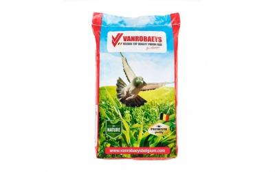 Hrana pentru porumbei, Breeding
