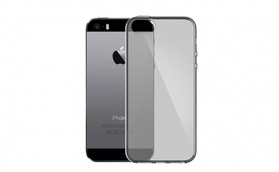 Husa silicon fumurie Iphone 5/5S/SE