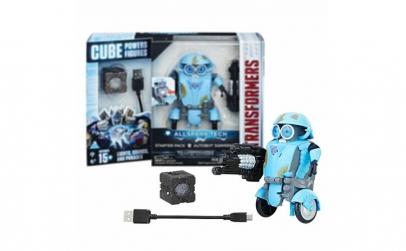Figurina Robot Allspark Tech cu sunete