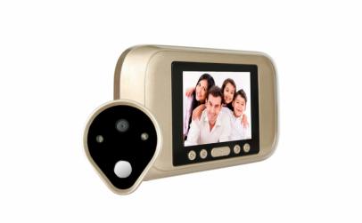Sonerie cu video interfon