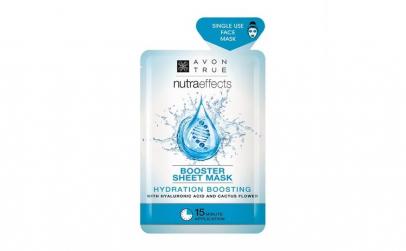 Masca individuala hidratanta pentruten