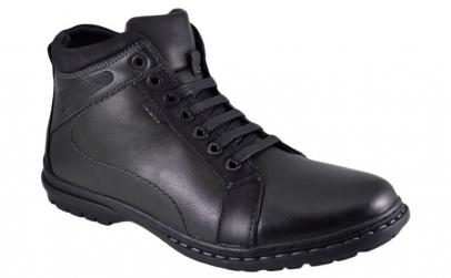Pantofi Sport Negri tip Ghete Barbati