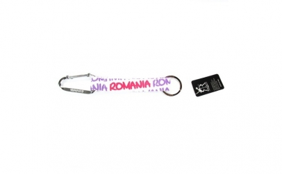 Breloc Romania ARM Robin Ruth