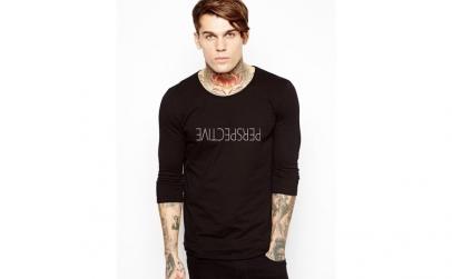 Bluza neagra, barbati, Perspective