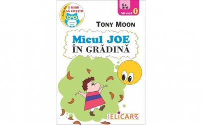 Micul Joe in gradina autor Tony Moon