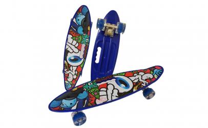 Penny board cu roti HB3011-A