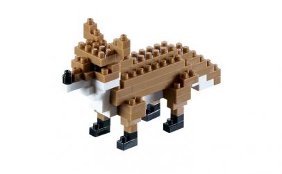 Vulpe set constructie 3D Micro Cub