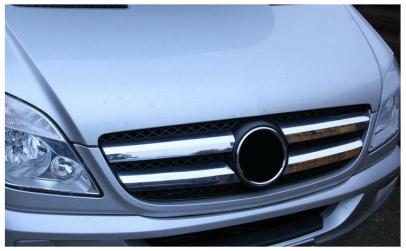 Ornamente crom masca fata Mercedes W906