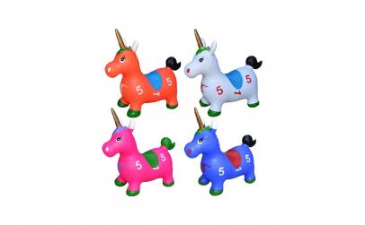 Unicorn din Cauciuc-Lumina Si Muzica