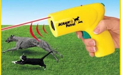 Aparat impotriva cainilor Scream Patrol