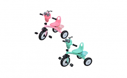 Tricicleta Cu Pedale, Muzica Si Lumina