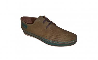 Pantofi barbati casual, piele naturala