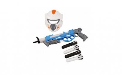 Arma spatiala cu masca Eddy Toys