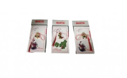 Martisor Traditional Plastic 5.5cm x