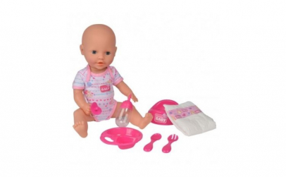 Papusa New Born Baby