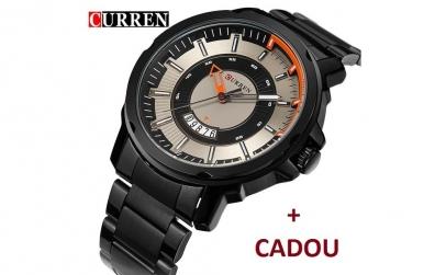 Ceas barbatesc Curren + Cadou