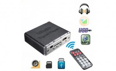 USB/SD digital player
