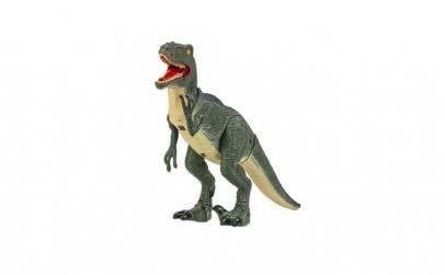 Jucarie dinozaur cu telecomanda, verde