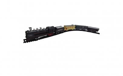 Trenulet electric cu 4 vagoane 10 m sina