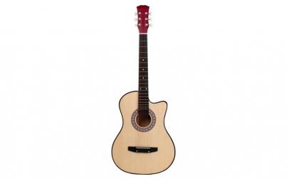 Chitara clasica din lemn 95 cm, Cutaway