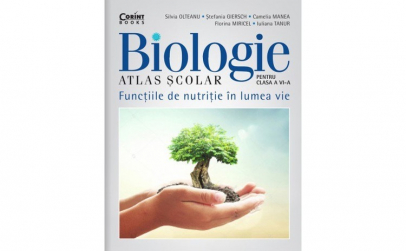 Atlas scolar biologie. Functiile de