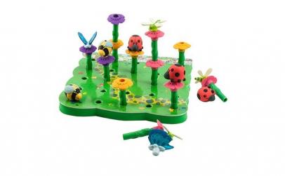 Gradina cu insecte   Set educativ de