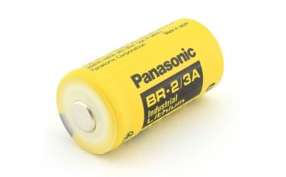 Baterie 2/3A, 2/3R23, litiu, 3V,