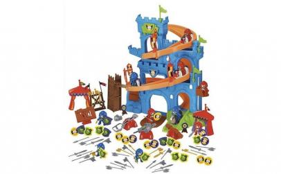 Set joaca Castelul Cavalerilor cu