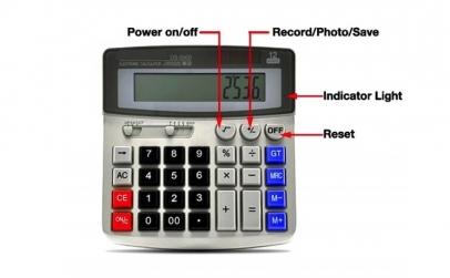 Calculator Spion