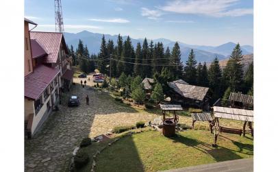 Complex Turistic Alpina Blazna 3*