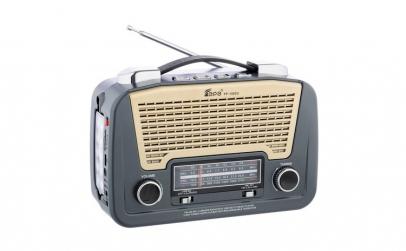 Radio AM, FM, SW1/2, MP3 player cu