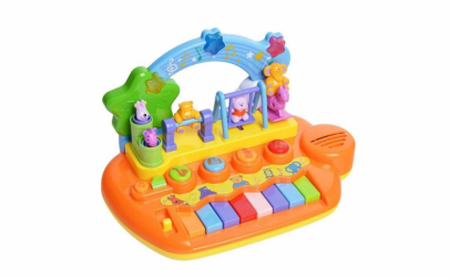 Pian Muzical copii cu animalute amuzante
