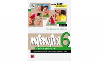 Matematica cls 6 partea I consolidare