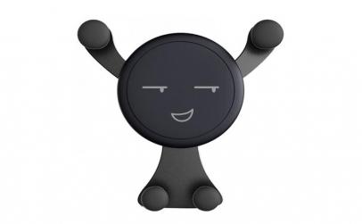 Suport auto pentru telefon - Smiley